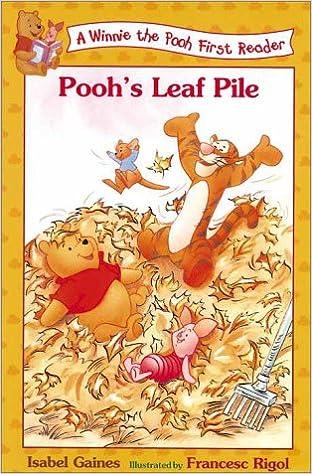 Image result for pooh's leaf pile