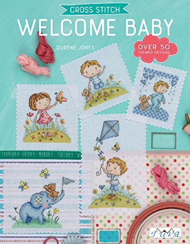 - Cross Stitch: Welcome Baby