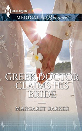 book cover of Greek Doctor Claims His Bride
