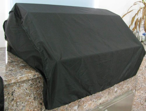 (SUNSTONE G-COVER5B Weather Proof Grill Cover for 5 Burners, 42-Inch)