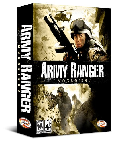 Price comparison product image Army Ranger: Mogadishu - PC