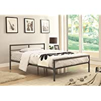 Coaster Home Furnishings Full Bed, Gunmetal