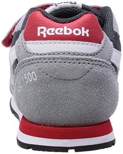 Reebok GL 1500 2V V63326, Baskets Mode Enfant