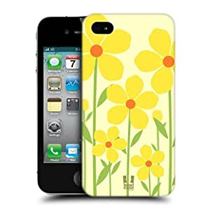DIY Case Designs False Blossom Romantic Flowers Protective Snap-on Hard Back Case Cover for Apple iPhone 4 4S by ruishername