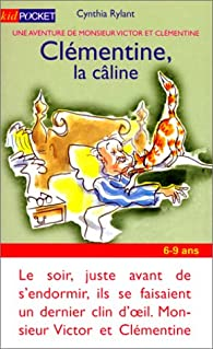 Clémentine, la câline par Cynthia Rylant