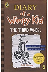 Diary of a Wimpy Kid - 7: The Third Wheel Paperback