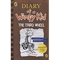 Diary of a Wimpy Kid : The Third Wheel by Jeff Kinney - Paperback