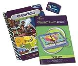 LeapFrog Enterprises Quantum Pad Library: 4th Grade LeapPad Book: History