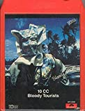 10cc: Bloody Tourists 8 Track Tape