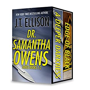 book cover of Samantha Owens Series Books 1-2