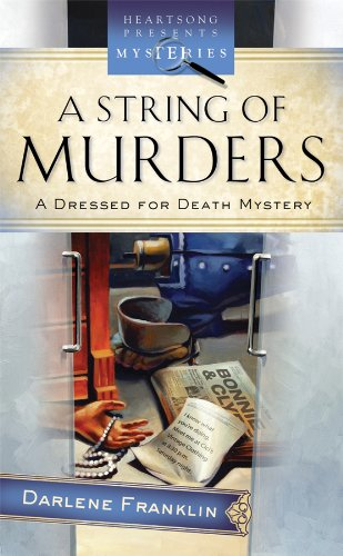 book cover of A String of Murders