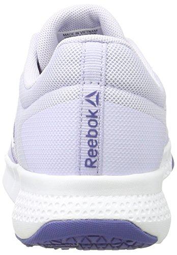 Shadow White Zapatillas Reebok Gimnasia Flexile Para Mujer De Morado Lilac lucid p4wUq6zxnv