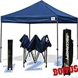 Abccanopy Kingkong-series 10 X 10-feet Commercial Instant Canopy Kit Ez Pop ...