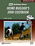 Building News Home Builder's Costbook 2000, Craftsman Book Co. Staff, 155701292X