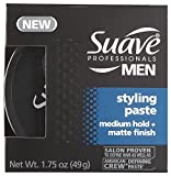 Suave Professionals Styling Paste - Medium Hold + Matte Finish - 1.75 oz