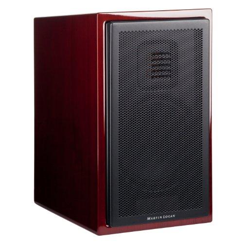 MartinLogan Motion 15 Gloss Black Cherrywood Bookshelf Loudspeaker
