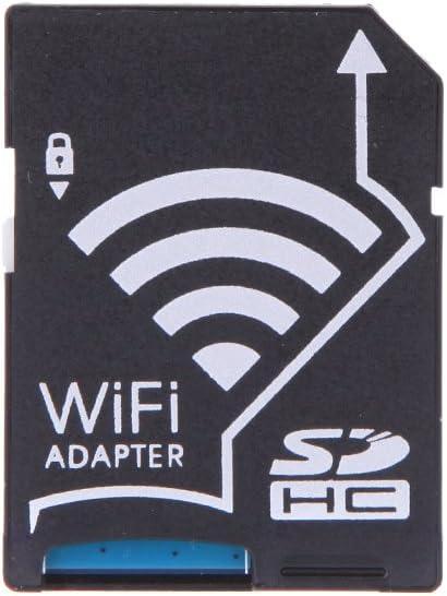 Andoer® WiFi Inalámbrico Adaptador de Micro-Tarjeta SD TF a Tarjeta SD para iOS Android Smartphone Tableta SLR Sony Canon Nikon Cámaras: Amazon.es: Electrónica