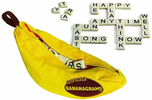 Double Bananagrams - Yellow