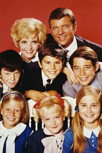 The Brady Bunch 24X36 Color Poster