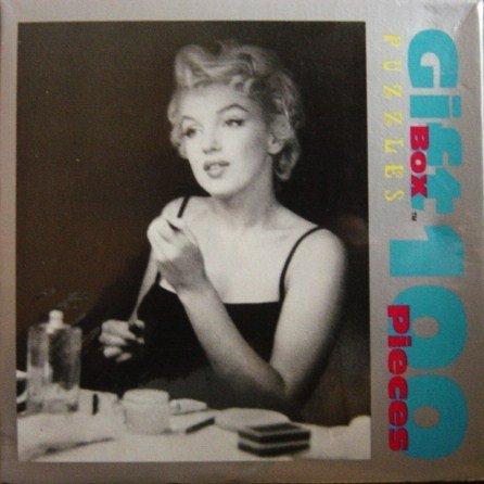 (Marilyn Monroe Mirror, Mirror Collectible Jigsaw Puzzle)
