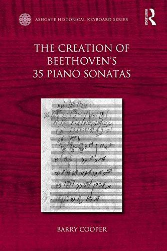 Keyboard Sonatas (The Creation of Beethoven's 35 Piano Sonatas (Ashgate Historical Keyboard Series))