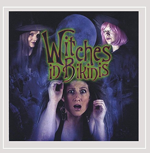 Witches Of Halloween Song Lyrics (Witches in Bikinis)