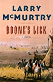 Boone's Lick, Larry McMurtry, 0684868865