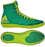 Adidas Adizero Varner Wrestling Shoes Flash Lime/solar Yellow Size 10 | amazon.com