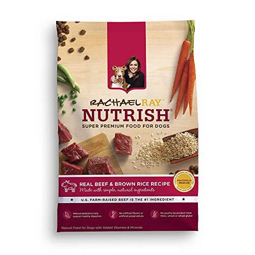 Rachael Rays Nutrish Real Beef & Brown Rice Dog Food, 40 lbs.ES