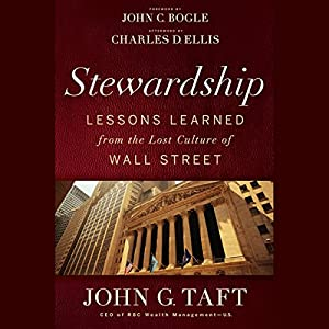Stewardship Audiobook
