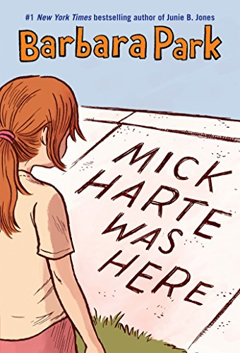 Mick harte was here kindle edition by barbara park children mick harte was here by park barbara fandeluxe Image collections