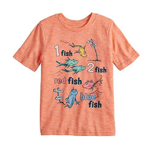 Dr Seuss T Shirts - Jumping Beans Little Boys' 4-12 Dr.