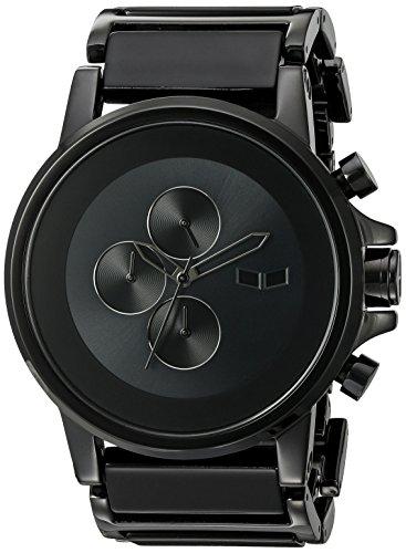 Vestal Men's PLA014 Plexi Acetate Chronograph Watch - 51SQAXtiexL - Vestal Men's PLA014 Plexi Acetate Chronograph Watch