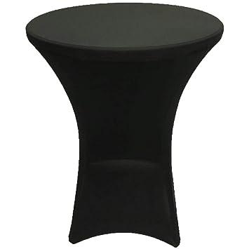 Amazon.com: GWHome - Mantel elástico para mesa de cóctel ...