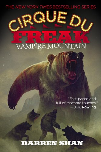 Download Cirque du Freak: Vampire Mountain (Book Four) ebook
