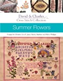 img - for Summer Flowers (Cross-Stitch Collection) book / textbook / text book