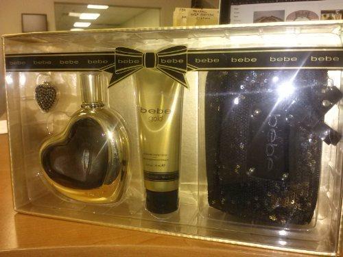 Bebe Gold 3.4 Edp Gift Set