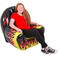 Inflatable Flame Chair