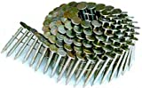 600 15° Coil Roofing Nails 1-1/4'' x 0.120'' Electro-Galvanized. Fite most 15 degree nail guns