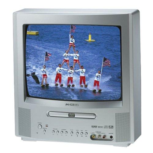 Toshiba MD13M1 13-Inch TV-DVD Combo