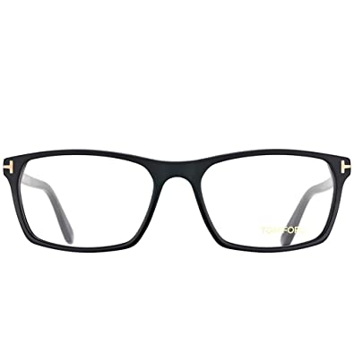 102b662917 Image Unavailable. Image not available for. Color  Eyeglasses Tom Ford TF  5295 FT5295 002 matte black
