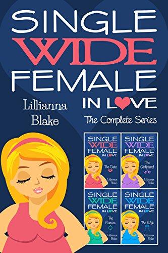Single Wide Female in Love Complete Bundle: Books 1-4