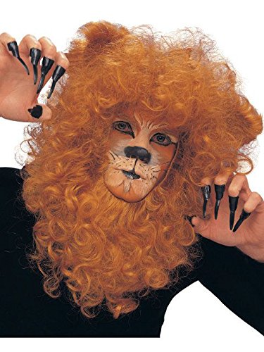 Cowardly Lion Wig (LION MANE HAIR PIECE)