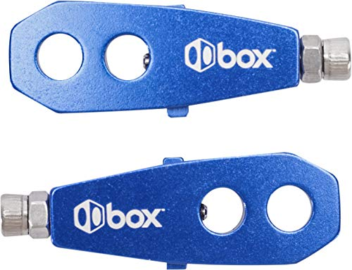 BOX COMPONENTS Blue Two Chain Tensioner BX-CT182X10M-BL