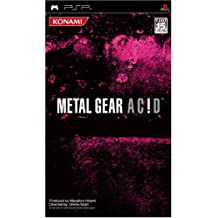 Metal Gear Acid [Japan Import]