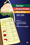 img - for Elections and Democratization in West Africa, 1990-2009 book / textbook / text book