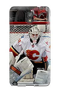 Fashionable Style Case Cover Skin For Galaxy Note 3- Calgary Flames (10)