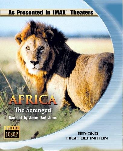 Africa: The Serengeti (IMAX) [Blu-ray] -