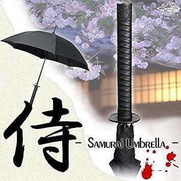 Samurai Espada katana paraguas
