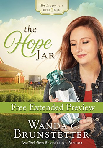 The Hope Jar (Free Preview) (The Prayer Jars Book 1)